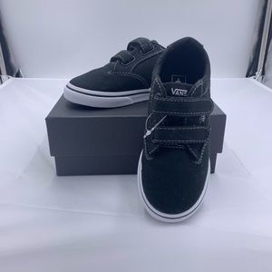 🌟NWOT🌟Vans Toddler Boys Atwood Sneakers